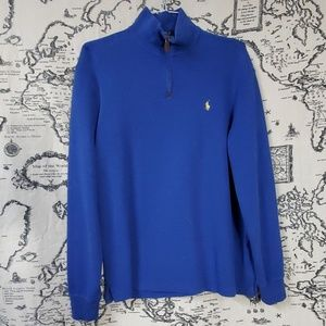 Mens Ralph Lauren 1/4 zipper pullover